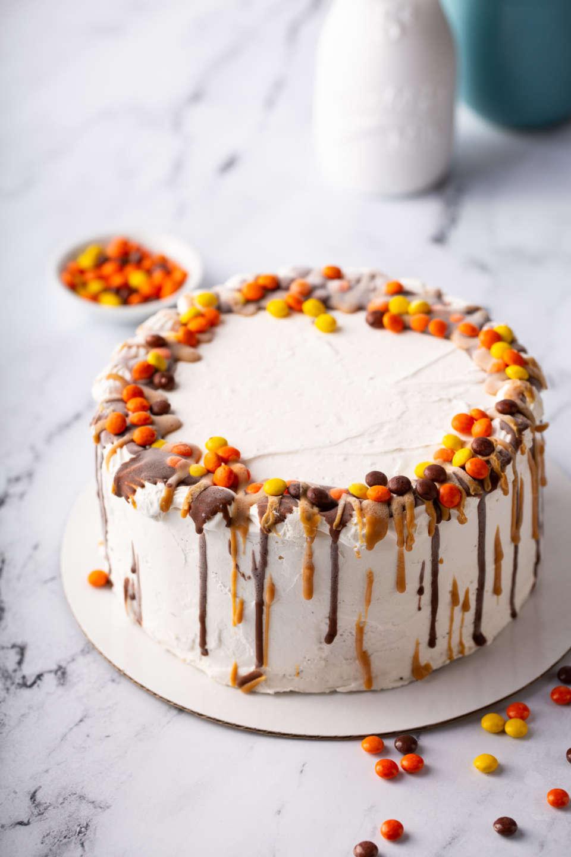 proff pb cake