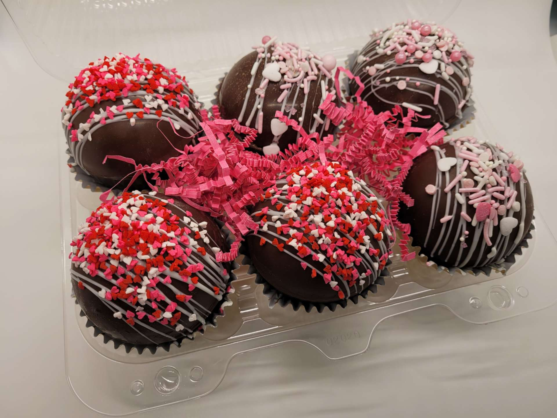 Juke N Jive Chocolate Hot Chocolate Bomb