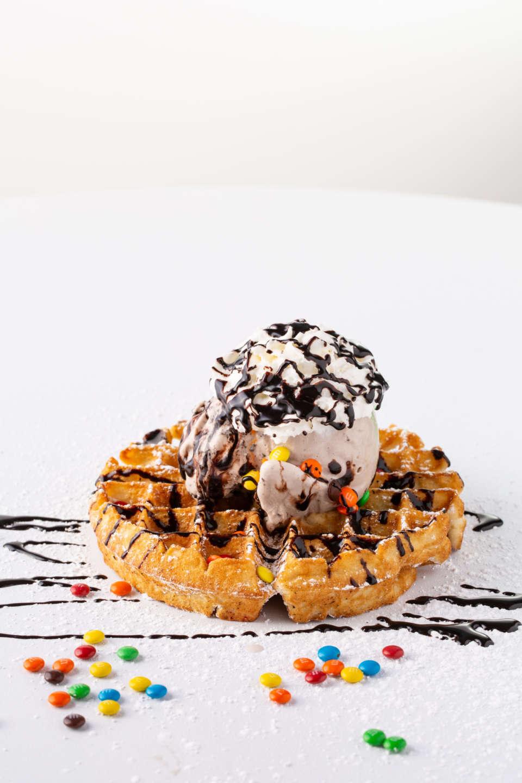 Pic 37 - Belgium Waffle